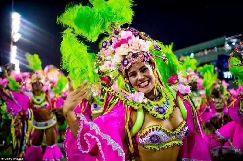 carnival rio festvals