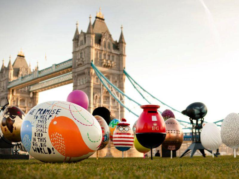 Easter Vacation - London